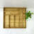 Multifunctional bamboo drawer divider for kitchen using
