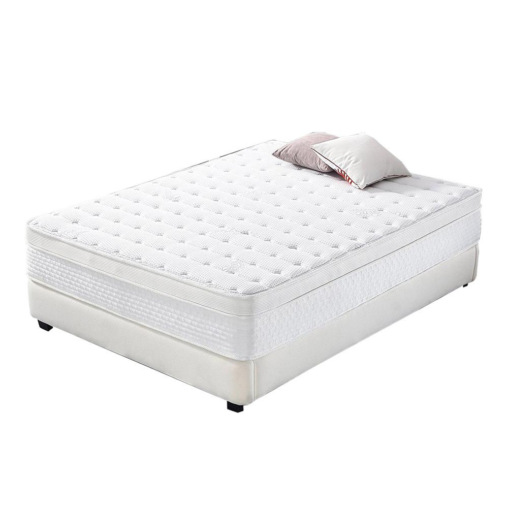 LIN-186 Diglant furniture Memory Foam Latest Double Single Bed Fabric King Size hotel queen size mattress cheap - Jozy Mattress | Jozy.net
