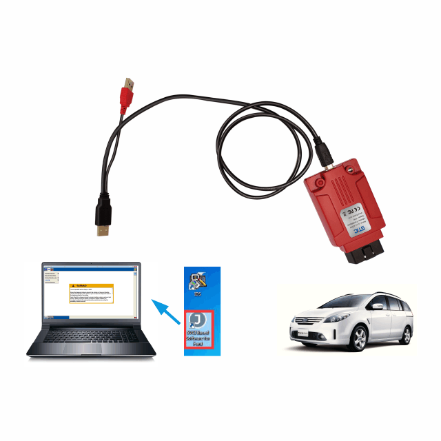 Auto Diagnostic Tool Multi Diag Access <strong>J2534</strong> <strong>Interface</strong> Multidiag <strong>J2534</strong>