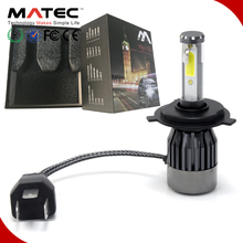 9005 <strong>H10</strong> HB3 LED HeadLight <strong>Bulbs</strong> 100W 12000LM Conversion Kit Full Lights High Beam for Car Lamp Replacement