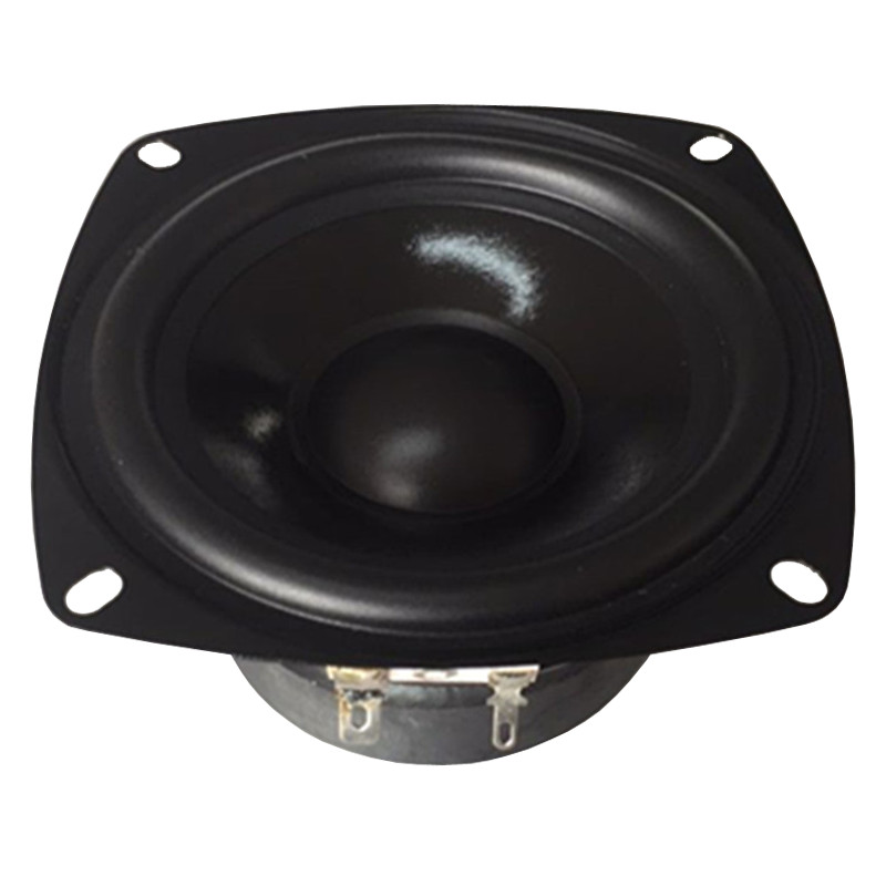 LS105W-5M-R5 4inch 5ohm 15w Bass Subwoofer Rubber Edge Paper Cone 8.66V