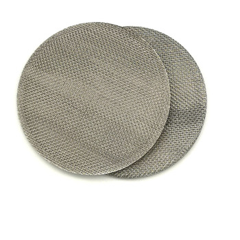 316l Stainless Steel 5 6 Layer 5 Microns Sintered Wire Mesh