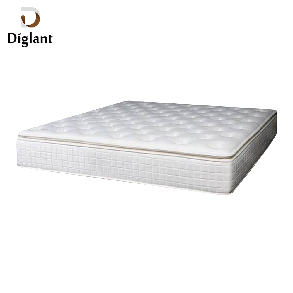 DM087 Diglant Gel Memory Latest Double Fabric Foldable King Size Bed Pocket bedroom furniture high quality mattress - Jozy Mattress | Jozy.net