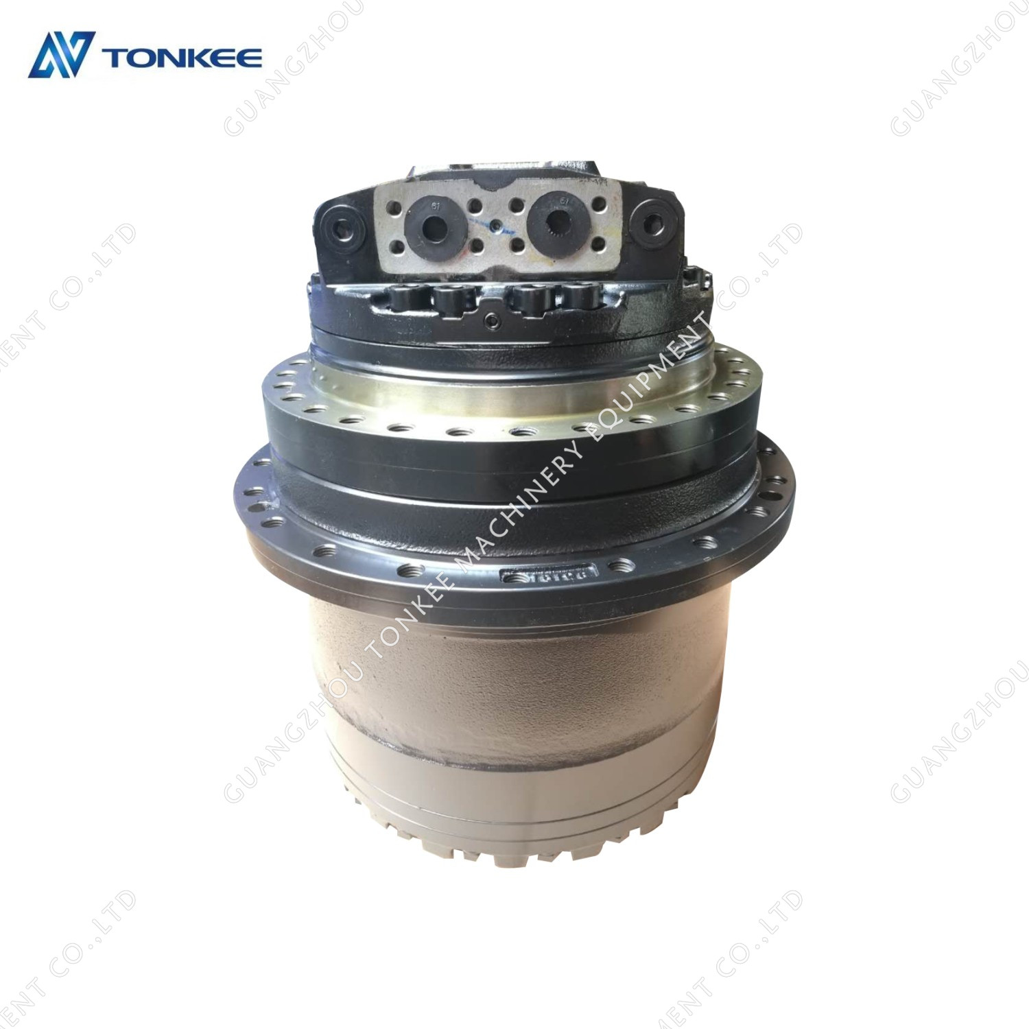 Construction Machinery Parts New 67684001 final drive group R160LC R160 travel motor assy for excavator