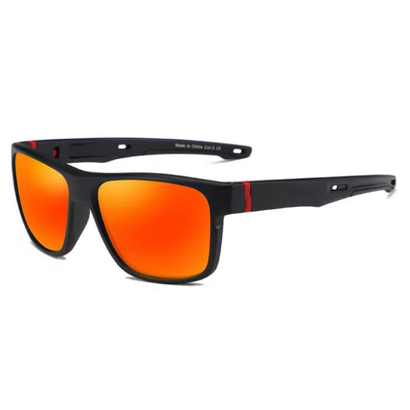 High quality kids sport polarized sunglasses for open air TR90 frame