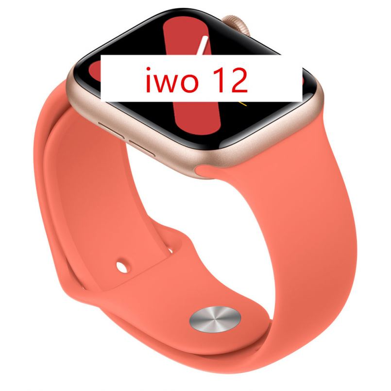 Smart Watch I7 W55 40mm smartwatch Upgraded iwo <strong>12</strong> Series 5 for iOS Android Heart Rate ECG Pedometer