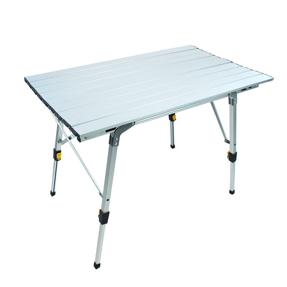 Tianye height adjustable outdoor folding camping aluminum alloy <strong>table</strong>