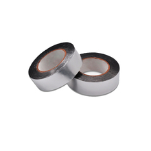 Direct Sale <strong>0</strong>.5Mm Thick Silver Aluminium Foil Tape