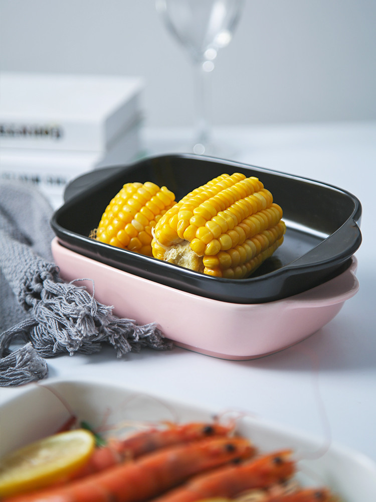 Restaurant high quality cheap price 10 inch stoneware bakeware for oven