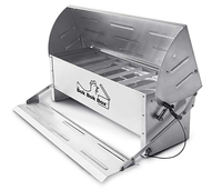 Aluminum Treadle Feeder Automatic Chicken Feeder Grain Feeder