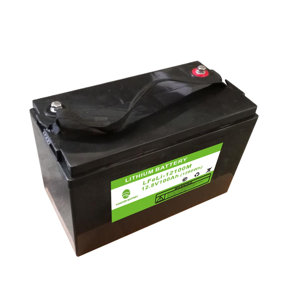 Yangtze 5000+ cycles 100ah 12v lifepo4 lithium <strong>battery</strong> with 5 years warranty