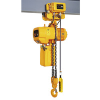 Vision electric chain block hoist tractor supply chain pulley 3 ton