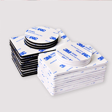 Amazon Hot Sale 30mm*3m Strong Sticky no Residual Double Sided Custom Adhesive 3m <strong>Hook</strong> And Loop Tape