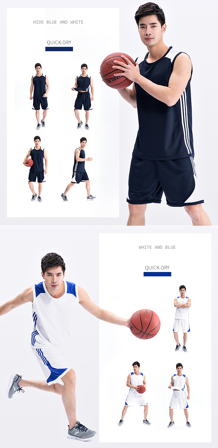 2020 new style youth custom printing logo basketball jersey shorts basketball team uniform sets
