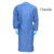 CE ISO medical disposable SMS nonwoven surgical disposable medical gown for hospital doctor