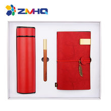 Souvenirs and corporate gifts vacuum flask gift set