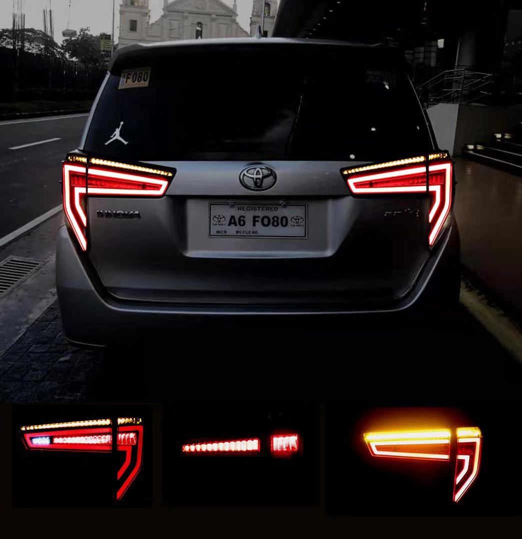 Cheapest price tail lamp for TOYOTA INNOVA tail light rear light directly from factory