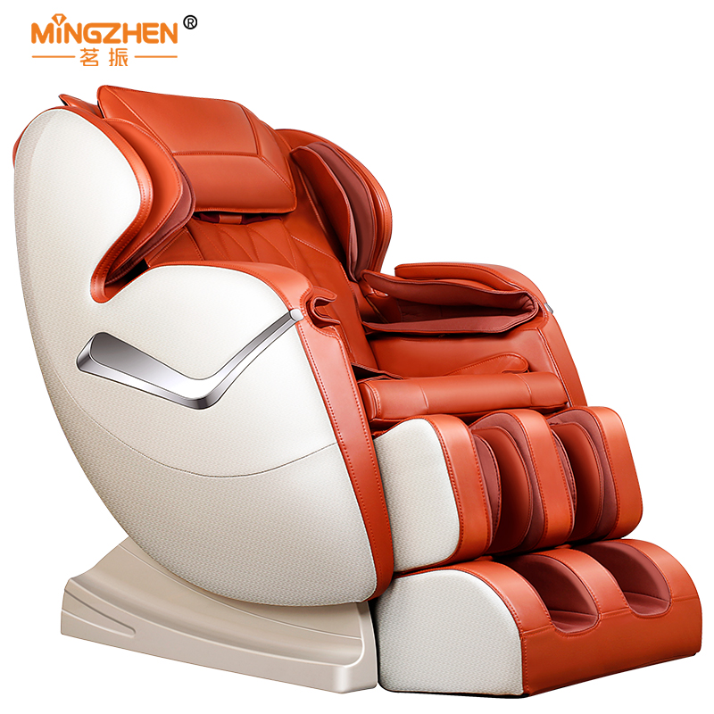 S Track Electric Commercial Massage Chair 3D Zero Gravity with Bluetooth <strong>Music</strong>