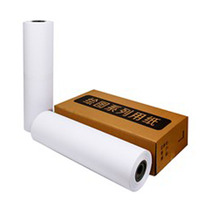 2019 Hot Product Factory Price CAD Drawing A1 Paper Roll White or Colored A4 Tracing Paper Roll