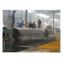 <strong>W11S</strong> 160*3000 Heavy Duty Fuel Oil Tank Trailer Hydraulic Sheet Metal Plate <strong>Rolling</strong> Bending <strong>Machine</strong>