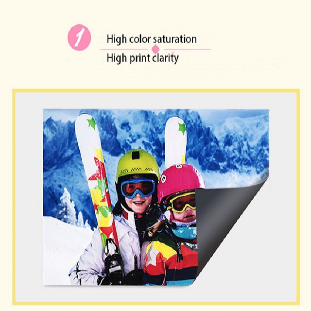 inkjet printable fridge calendar glossy matte printing a4 a3 wholesale magnetic sticker photo paper