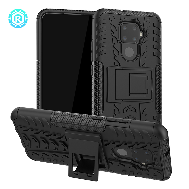 TPU hybrid 2 in 1 silicone pockets <strong>phone</strong> <strong>case</strong> for Huawei nova 5i pro mobile cover for Huawei mate30 40 lite