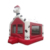 Red and White Spotty Dog Inflatable Bouncer Kids Jumping Bounce House Party Bouncy Castle Bouncers For Sale