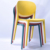 Wholesale Small Cheap Heavy Duty Outdoor Garden Coloured Plastic Chairs For Sale