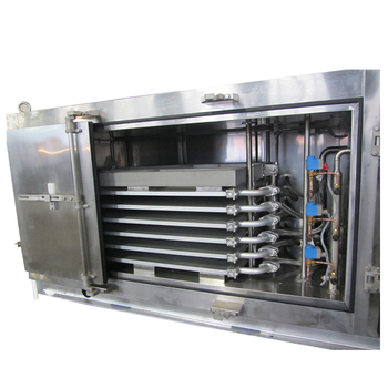 Good quality factory directly aluminium machine Self-contained Horizontal Plate freezer for Marine