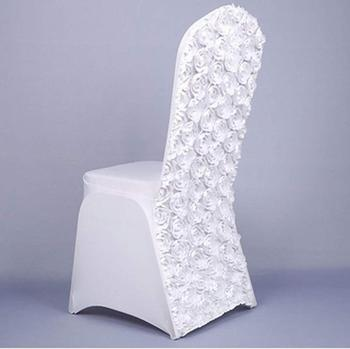 100pcs mariage universelle housse de chaise wedding banquet chair cover party decoration