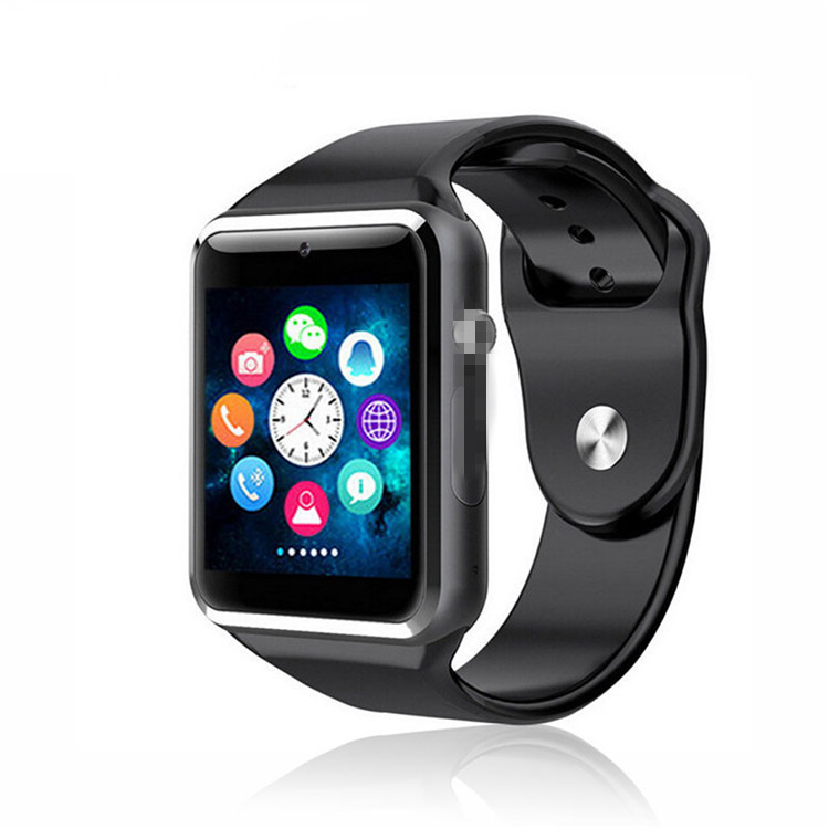 Free Shipping Touch Screen Smart Sport Watch Bracelet <strong>A1</strong> with SIM card