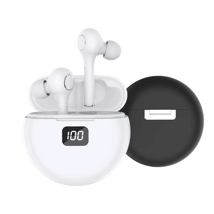 Noise cancelling QI wireless charging smart sensor v5.0 bluetooth tws wireless earphone earbud headset headphone <strong>air</strong> pro