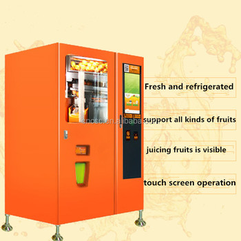 vending machine for energy drink and snack