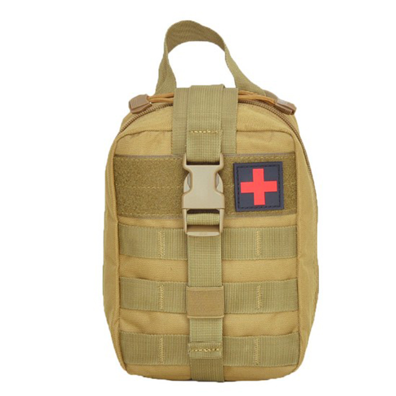 Hot Sale Empty Medical Responder Backpack First Aid Bags