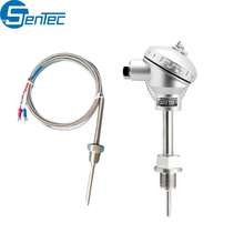 Class A Industrial E K <strong>J</strong> S Type Thermocouple Temperature Sensor Thermocouple Temperature Sensor