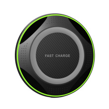 2019 New Arrival <strong>10</strong> <strong>w</strong> wireless charger Qi Fast Wireless Charging Pad