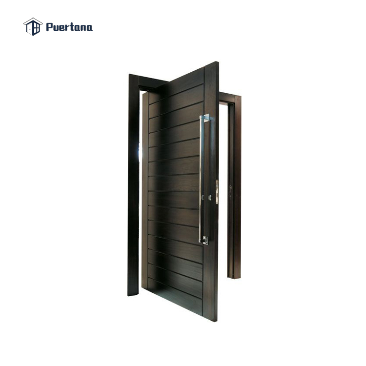 Oak Wood Large Pivot Glass <strong>Door</strong> / Front <strong>Door</strong>
