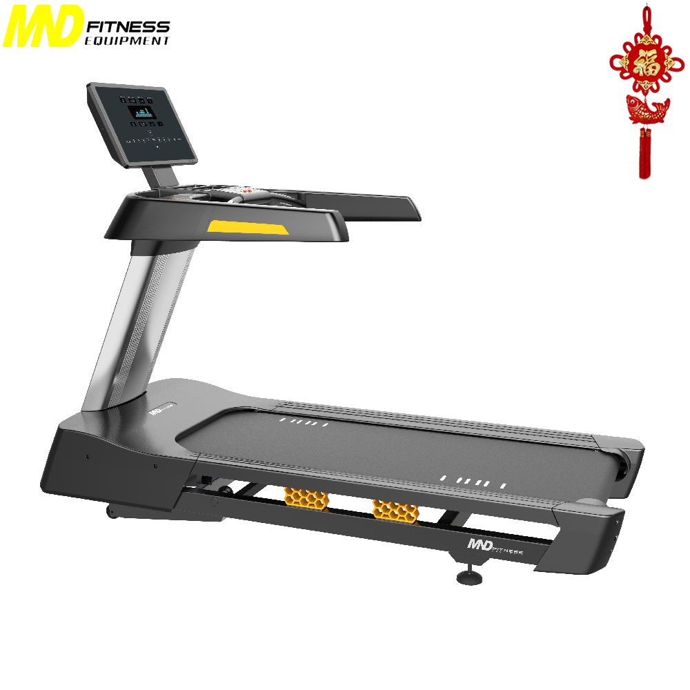 MNDFITNESS MND Fitness Profesional Commercial Gym Equipment <strong>P1000</strong> Manual Treadmill Equipment