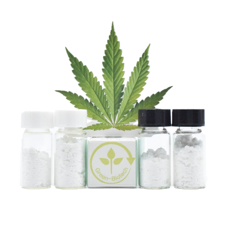 Cannabidiol CBD Crystal Isolate <strong>Powder</strong> 99% 99.99%