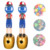 [MACAT]capsule toy vending gashapon machine kids toys balls gift egg 100mm prize gacha Electrical coin operated gashapon machine