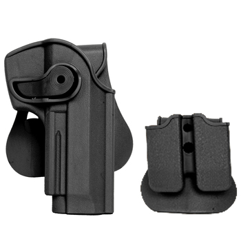 Glock 17 19 22 23 31 32 Right Leg Thigh tactical Holster Accessories gun Holsters
