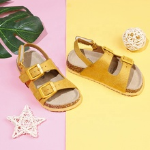 2020 Sport Sandal Retro Colorful Buckle Strap Kids Sandals Girls for baby Children