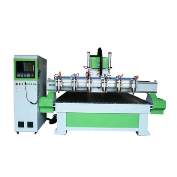 1325 CNC Carving Machine for Wood Furniture Industry, Relief Sculpture and 3D Engraving