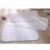 China wholesale custom logo 5 piece 3 piece white 100% cotton bathroom rug set
