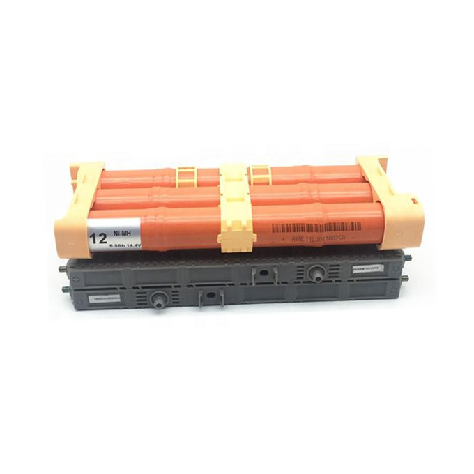 hybrid car prius battery 7.2v 6500mah