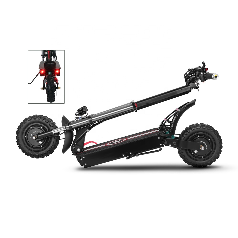 2020 hot sale aluminum alloy frame electric scooter warehouse <strong>LED</strong> display with USB italy