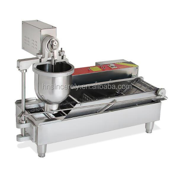Low Price Commercial automatic Lokma Takimi Mini Donut Frying Machine in snack machines