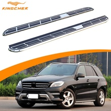 KINGCHER New Arrival Side Step <strong>for</strong> Mercedes <strong>Benz</strong> <strong>W164</strong> ML 2006-2012 <strong>For</strong> Sale running boards