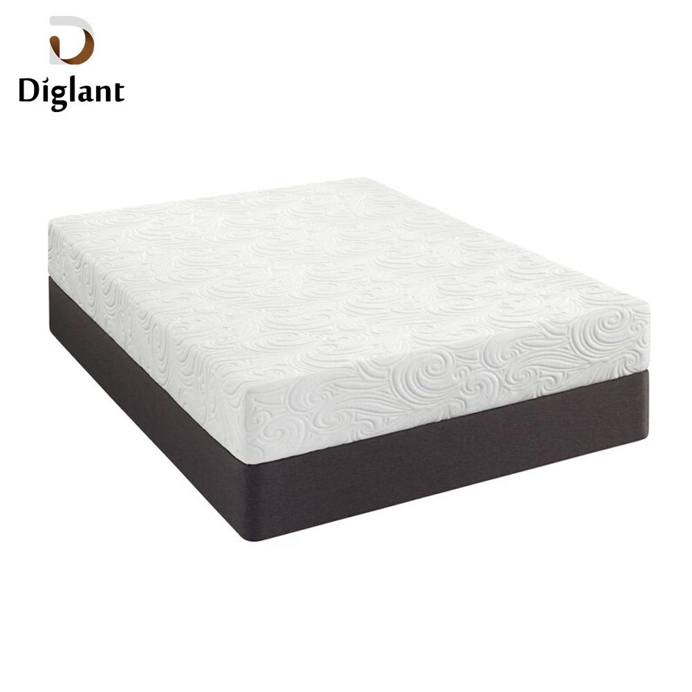DM072 Diglant Gel Memory Latest Double Fabric Foldable King Size Bed Pocket bedroom furniture mattress for children - Jozy Mattress | Jozy.net