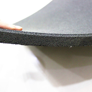 Rubber Flooring rubber mat for fitness safety anti-skidding rubber mats free sample